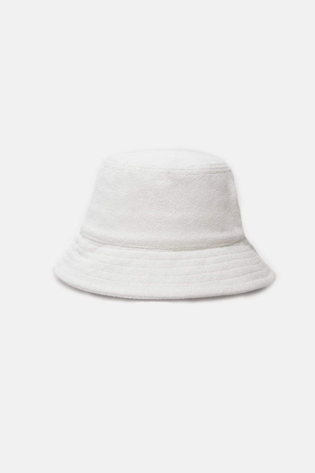Terry Towelling Bucket Hat