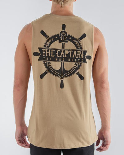 The Captain Wheel Muscle