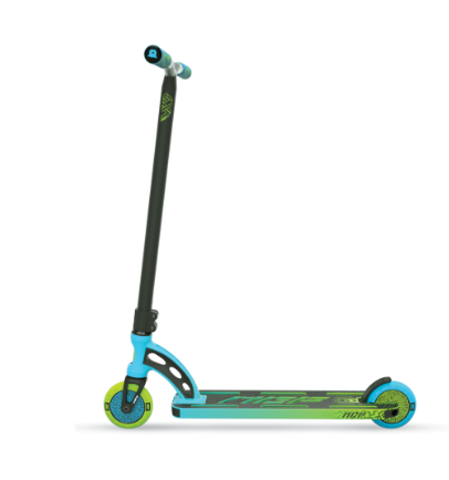 VX9 PRO SCOOTER - BLUE GREEN FADE