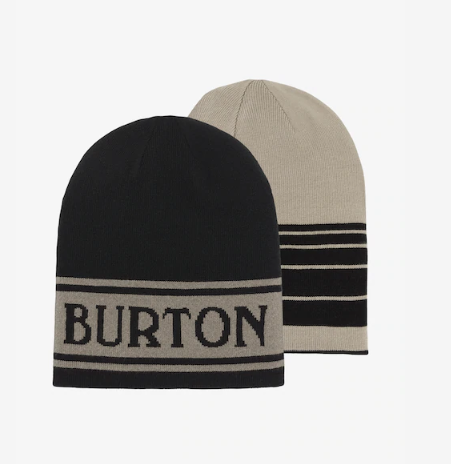 Billboard Slouch Reversible Beanie