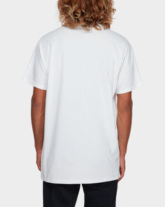 Cut Diamond Emb Tee