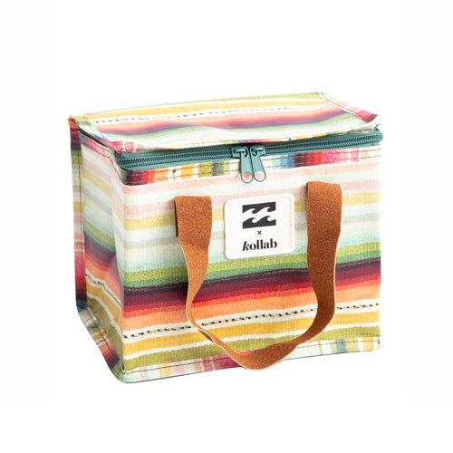 Kollab Poly Lunch Box Billabong Del Sur