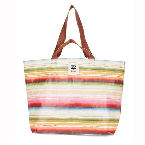 Kollab Poly Shopper Tote Billabong Del Sur