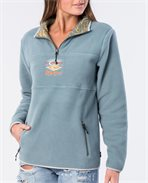 Rainbow Search 1/4 Zip