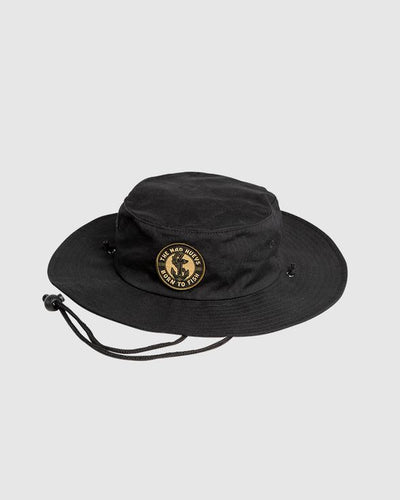 Born To Fish II Wide Brim Hat