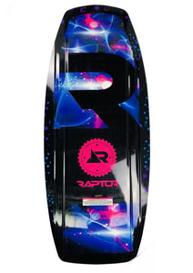 RAPTOR TEMPTRESS KNEEBOARD