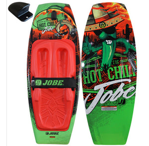 2020 Jobe Hot Chilli Kneeboard with Hook