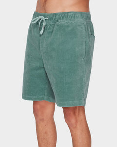 Larry Layback Corduroy Short