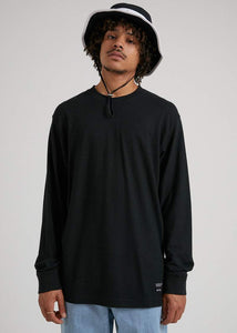 Essential Hemp Retro Fit Long Sleeve Tee