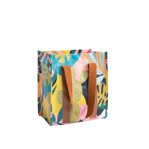 Kollab Poly Market Bag Monstera