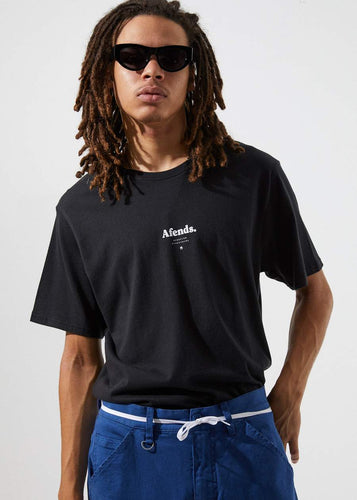 Distorted Standard Fit Tee