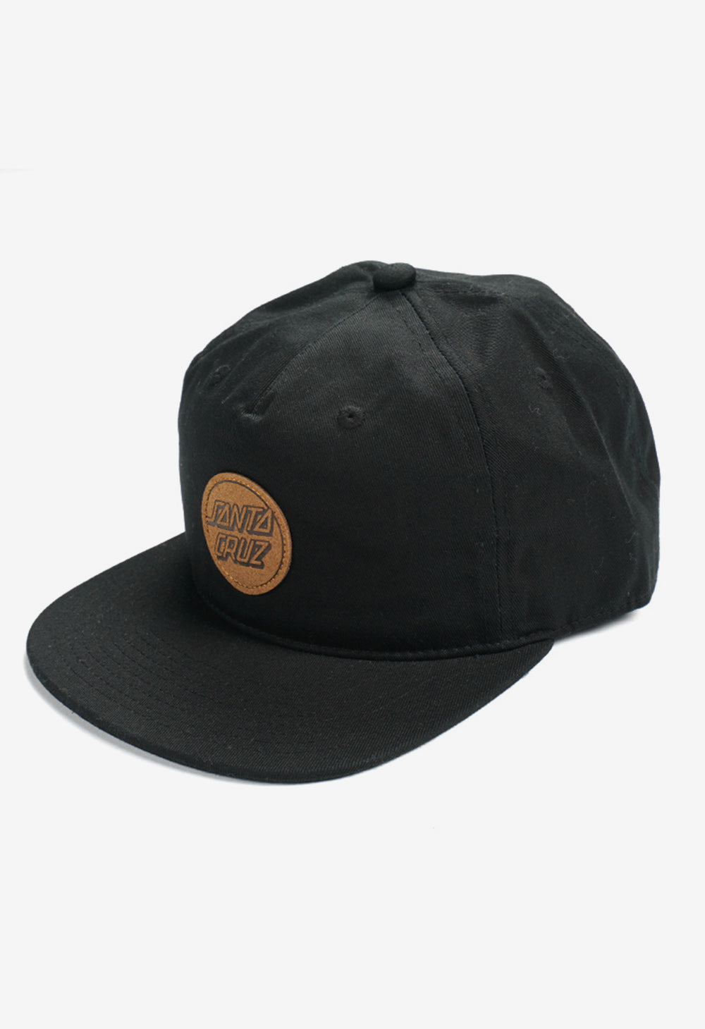 Aptos Leather Dot Cap