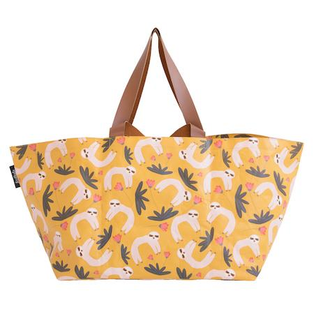 Kollab Poly Beach Bag Sloth