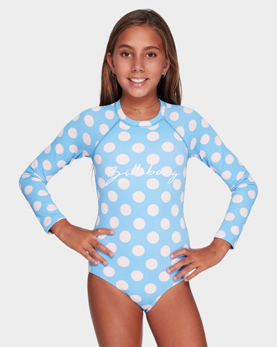 Summer Spot One Piece Rash Vest