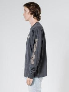 Thrills Cycles Merch Fit Long Sleeve Tee