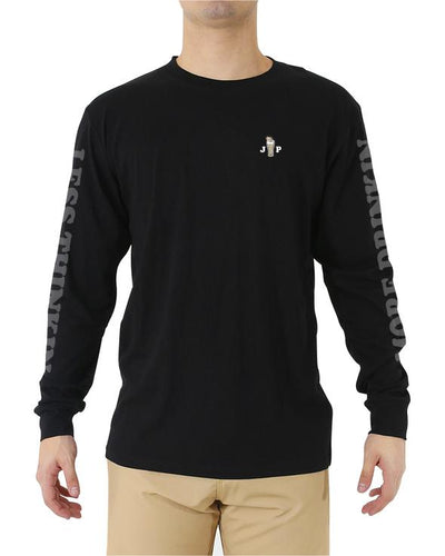 Less Thinking Mens L/S Tee