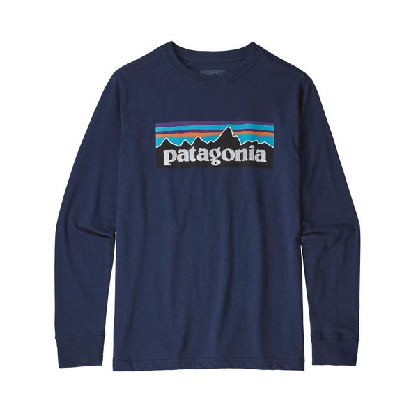 Boys L/S Graphic Organic T-Shirt