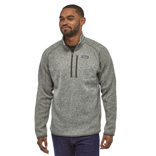 M's Better Sweater 1/4 Zip