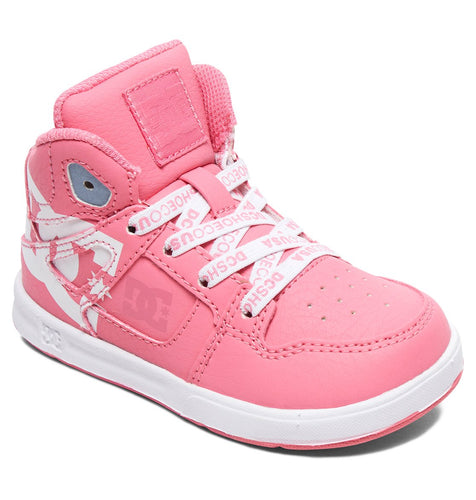 DC Pure High Top SE UL SN Girls