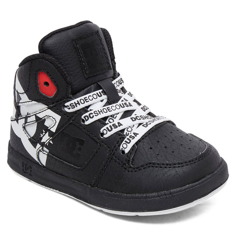 DC Pure High Top SE UL SN Boys