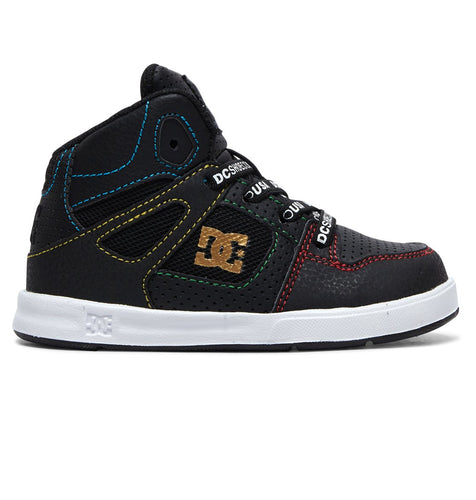 DC Pure High Top SE UL SN Toddler