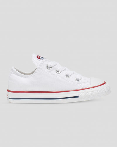 Infant Chuck Taylor Canvas Low White