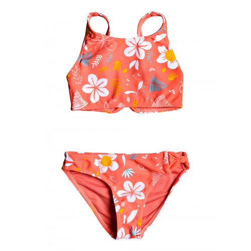 Fruity Shake Crop Top Set