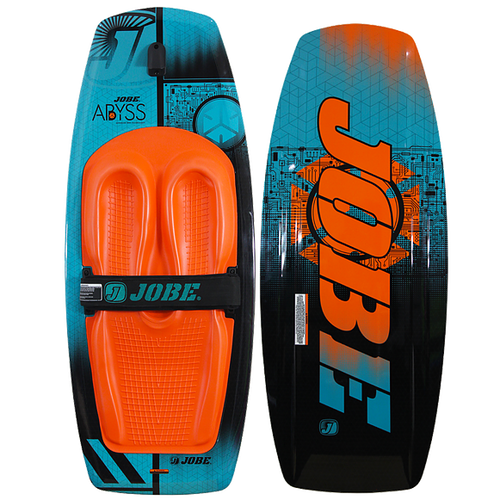 2020 Jobe Abyss Kneeboard - With Tow Hook
