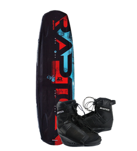 Vice Wakeboard  W/Freeride Boots