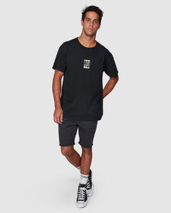 Stagger SS Tee