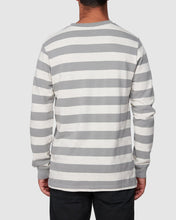 Shallow End Stripe LS Tee