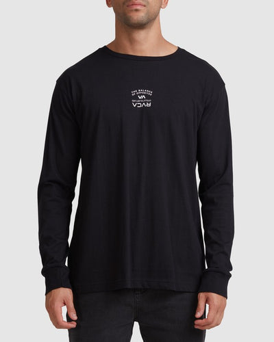 Bend It Like RVCA LS Tee