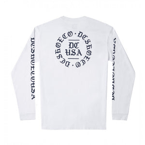 Old School LS Tee