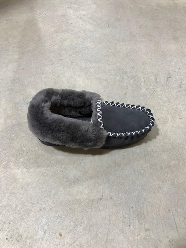 Molly Moccasin Charcoal