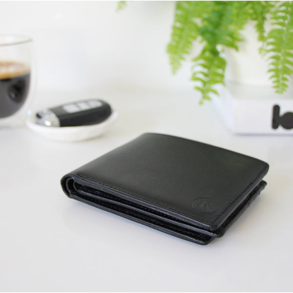 TILLMAN WALLET - BLACK