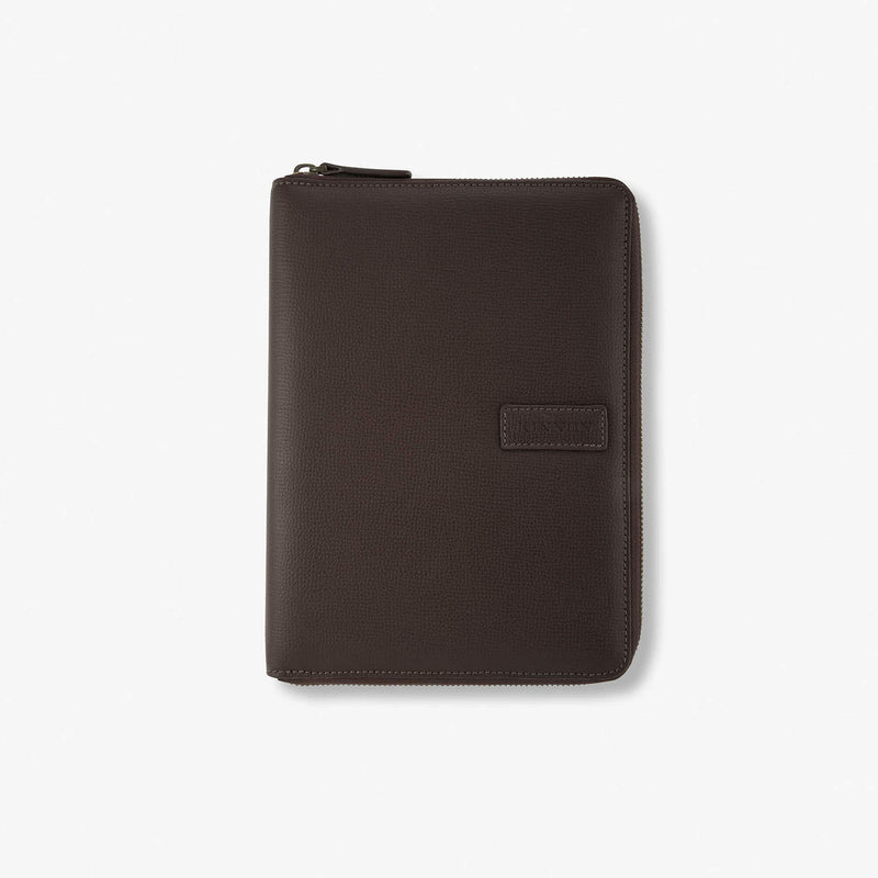 HARLEY A5 COMPENDIUM - CHOCOLATE PEBBLE (MENS)