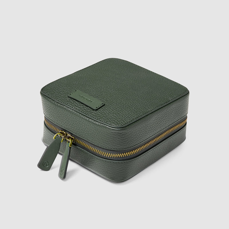 HENSON TECH CASE - OLIVE GREEN