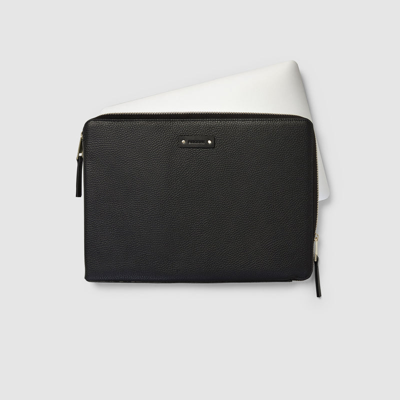 STARK LAPTOP SLEEVE - BLACK (WOMENS)