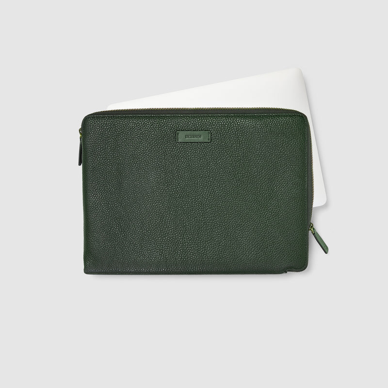 STARK LAPTOP SLEEVE - OLIVE GREEN