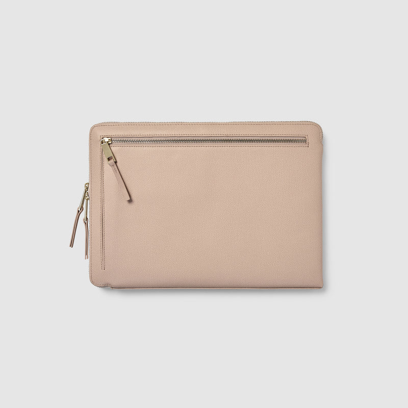 STARK LAPTOP SLEEVE - NUDE