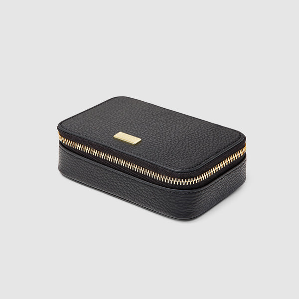 BLIXEN JEWELLERY CASE - BLACK