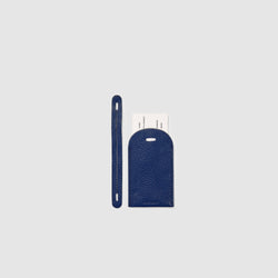HALE LUGGAGE TAG - NAVY