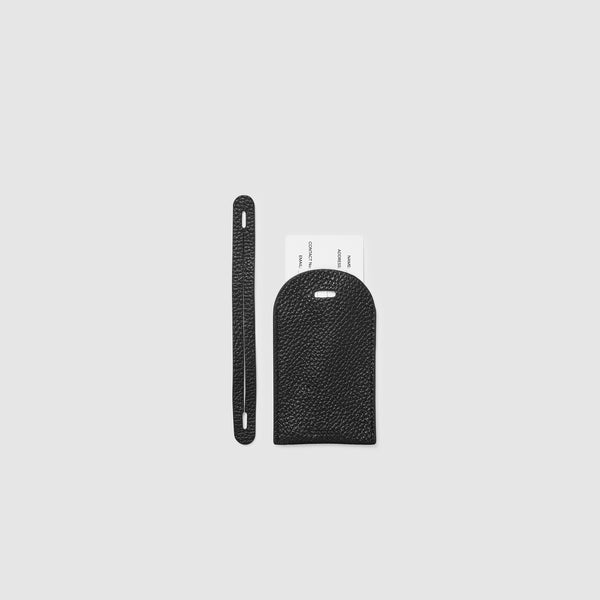 HALE LUGGAGE TAG - BLACK