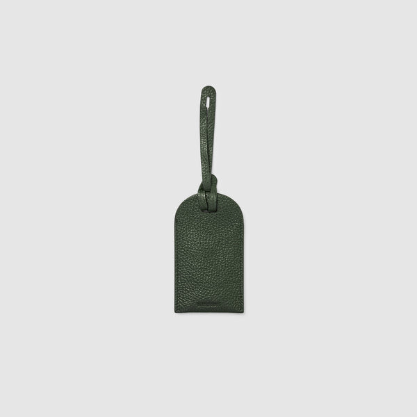 HALE LUGGAGE TAG - OLIVE GREEN