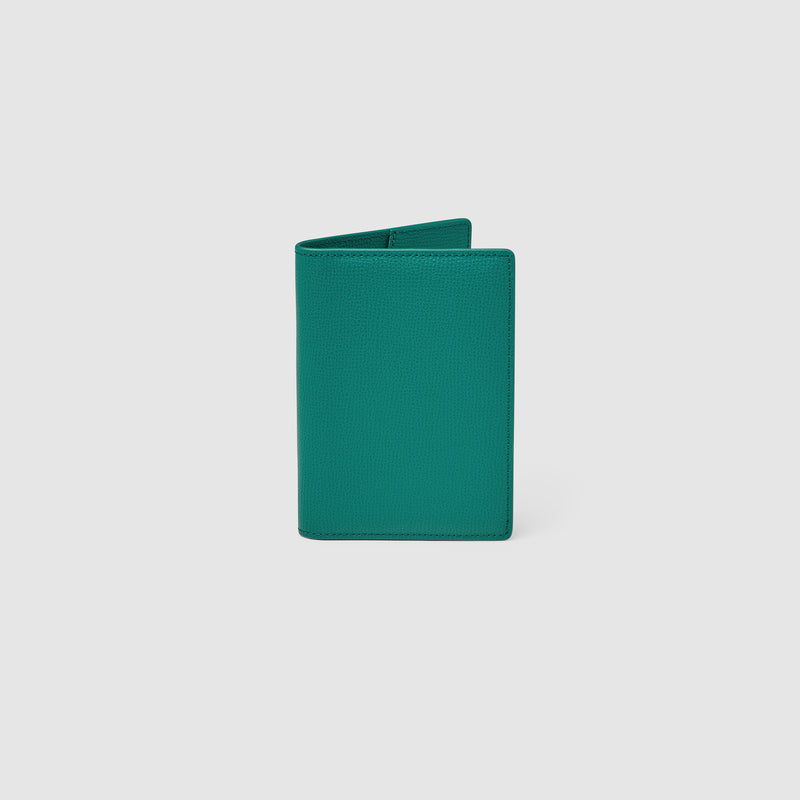 EARLE PASSPORT HOLDER - AVOCADO
