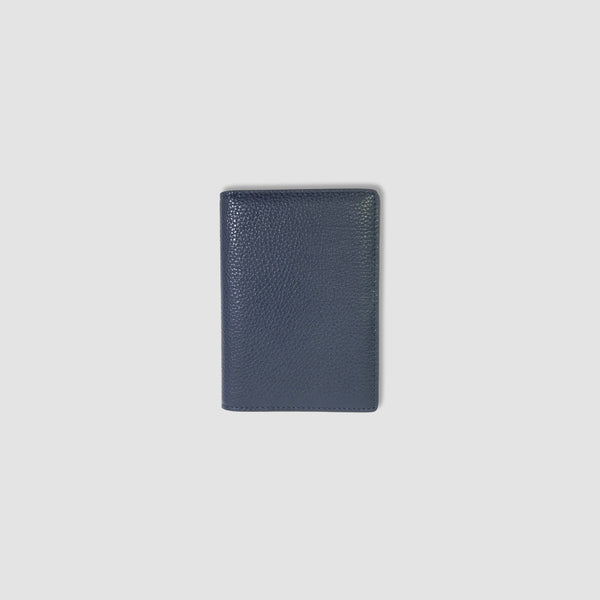 EARLE PASSPORT HOLDER - MIDNIGHT BLUE