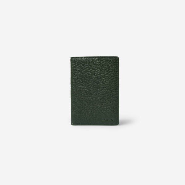 BELLAMY BIFOLD WALLET - OLIVE GREEN