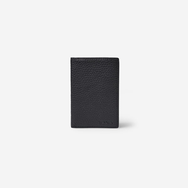 BELLAMY BIFOLD WALLET - BLACK