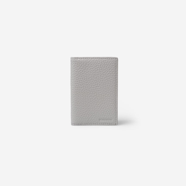 BELLAMY BIFOLD WALLET - PUMICE GREY