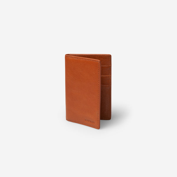 BELLAMY BIFOLD WALLET - VINTAGE TAN